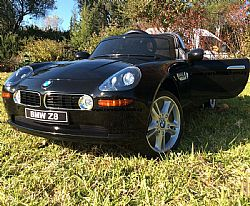 BMW Z8 Black with 2.4G R/C under License