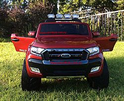 4x4 Ford Ranger Painting Red with 2.4G R/C under License