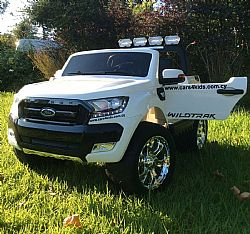 4x4 Ford Ranger White with 2.4G R/C under License